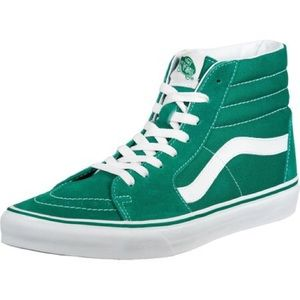 VANS SK8 Hi Suede Canvas Ultranarin Women's 7.5